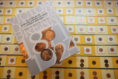 V. D. Brennerio darbų katalogas