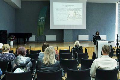 konferencijos nuotrauka