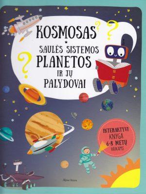 Kosmosas: saulės sistemos planetos ir jų palydovai