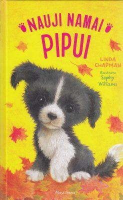 Nauji namai Pipui
