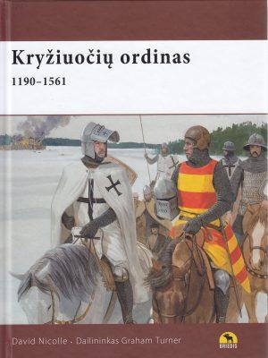 Kryžiuočių ordinas 1190–1561 m.
