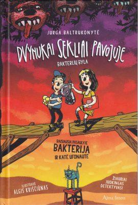 Dvynukai sekliai pavojuje: bakterijų byla
