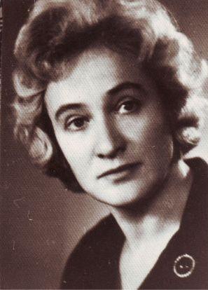 Aktorė Vanda Venckutė-Augienė