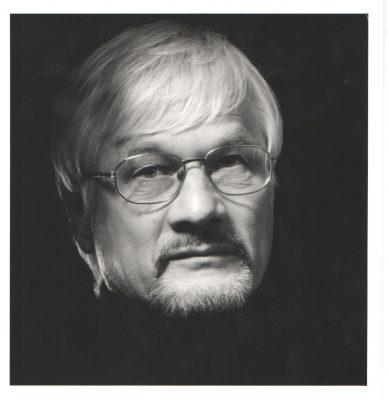 Vitolis E. Vengrys. Arūno Baltėno nuotr.