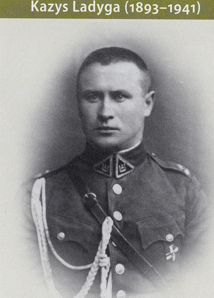 Lietuvos kariuomenės fronto vadas, Radviliškio kautynių dalyvis.