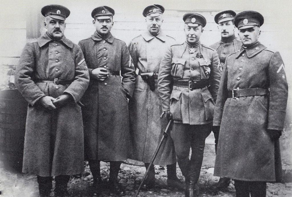 Bermontininkų karininkai