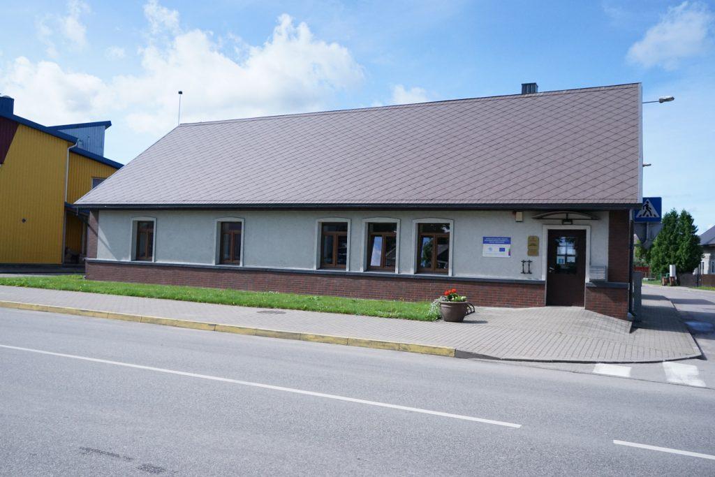 Bibliotekos nuotrauka