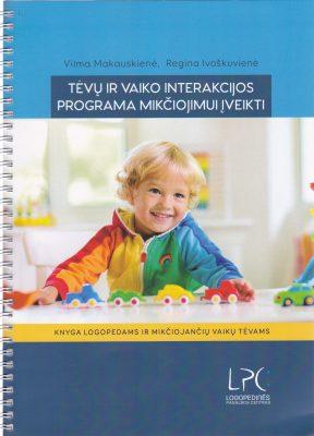 Tėvų ir vaiko interakcijos programa mikčiojimui įveikti